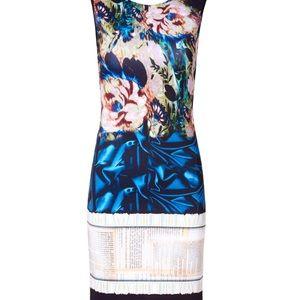 Clover Canyon sleeveless floral dress M